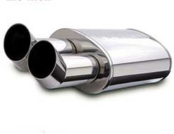 Custom Exhaust Mufflers